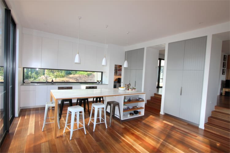 Canberra Architecture Kitchen Contemporary House Extension Renovation