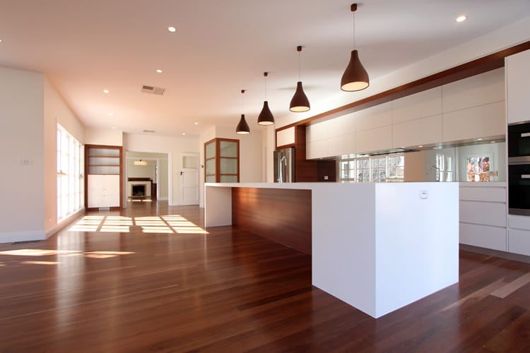 residential home house architect bespoke steve andrea architecture champness builders heritage rennovation extension addition canberra griffith inner south blandfordia